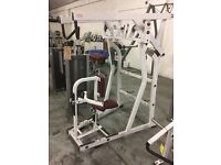 HAMMER STRENGTH ISO LATERAL HIGH ROW FORSALE!!