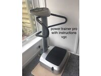 Power plus trainer
