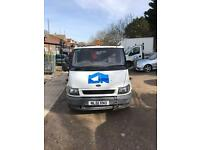 Ford Transit 3 way Crew Cab Tipper