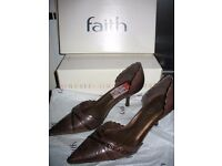 FAITH SHOES - BRAND NEW & BOXED