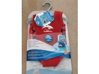 Beautiful Konfidence baby warma wet suit 0-6months