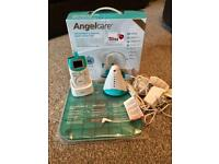 New Angelcare movement & sound baby monitor AC401 Model