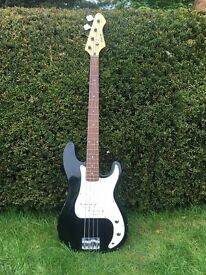 Rockwood by Hohner LX90B bass guitar