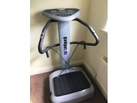 Gadget Fit Exercise Vibration plate