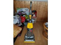 Dyson DC07 All Floors Upright Hoover Vacuum Cleaner with tools