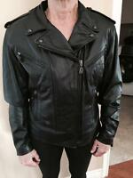 HD ladies jacket and chaps