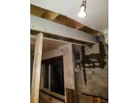 Contractor specialising in Bathrooms, Kitchens and Extensions/Conversions