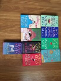 A bundle of Marian Keyes books