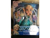 New in box sing a long Elsa