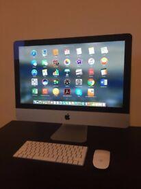 Apple iMac 21.5-inch, Late 2015 (Purchased Jan '17)