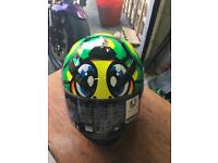 Valentino Rossi turtle helmet BRAND NEW