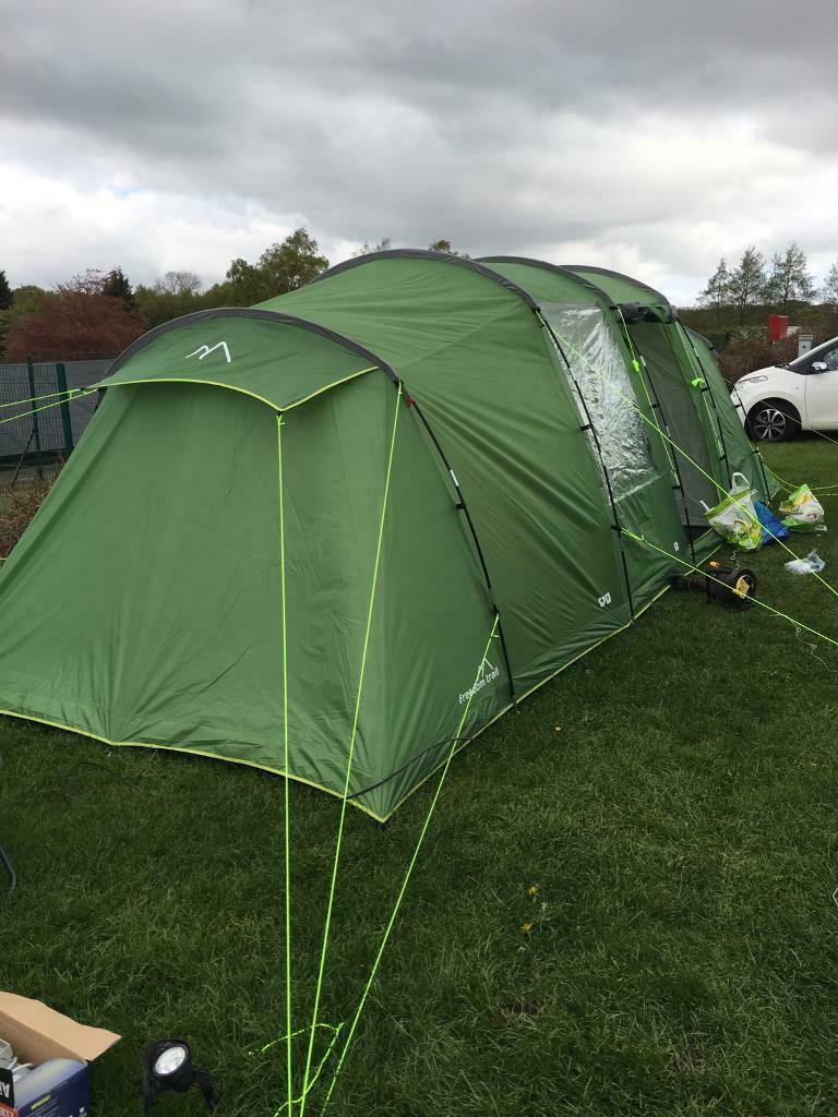 Freedom trail 8 man tent | in Rowlands Gill, Tyne and Wear | Gumtree