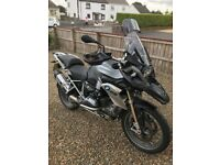 BMW R1200 gs 2014 water cooled