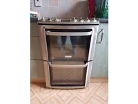Silver Electrolux cooker