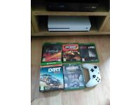 XBOX ONE S, 500 GB + GAMES