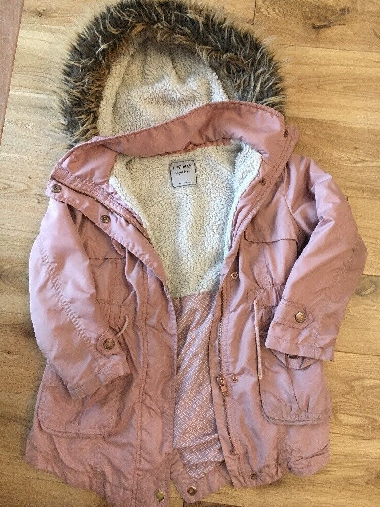 Next girls coat 6yrs