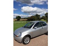 Great First Time Car: Ford KA Zetec Climate, 2007 with low mileage