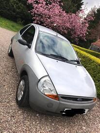 Ford KA 06 Plate