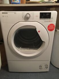 Hoover 9KG Dynamic Next Condensing Tumble Dryer (8 months old)