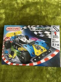 Meccano turbo 3353B sealed box