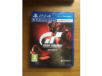 Gran Turismo Sport PS4 game ( PlayStation )