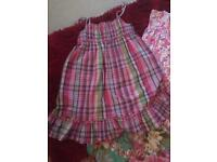Girls dresses age 12 (2 maxi 4 normal)