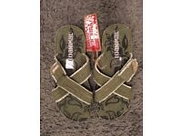 New - Men's Animal Sandals -size 10