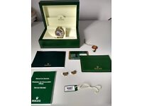 Rolex Datejust 2 Gold / Steel Excellent Condition With Box And Papers