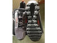 Brand New Reebok Zig Wild TR2 Trail Running Trainers Size UK10 / EU44.5 ZigTech / Zigwild