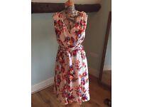 Size 14 floral dress