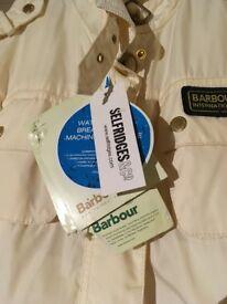 Barbour Jacket, Size 14, Rrp £225