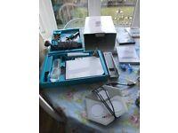 Wii bundle with original box