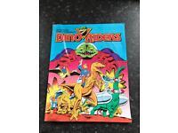 Rare DINORIDERS comic 1980/1999's?