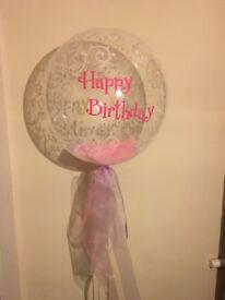 2 x 18 inch balloons