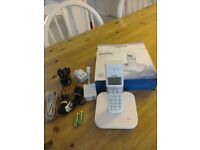 Cordless landline phone