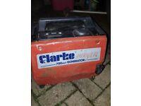 Petrol generator 700watts