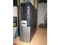 FAST Dell Optiplex 960 PC Tower Quad-Core 2.40Ghz x 4, 8gb ram, Windows 7, can deliver