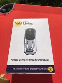 Yale Keyless Connected Ready Smart Door Lock