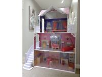 Immaculate Large Dolls House