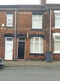 *** LET BY *** 2 BEDROOM - PINNOX STREET - STOKE ON TRENT - LOW RENT - NO DEPOSITS - DSS ACCEPTED