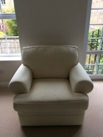 Chair - immaculate condition with spare set of unused covers