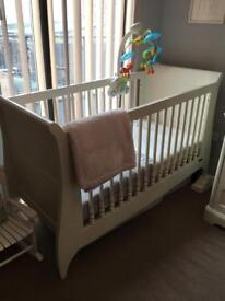 Mamas & Papas 3 or 4 Piece Cotbed Set