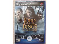 PS2 - The Lord of The Rings, The Two Towers