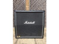 """Marshall 1960A 4 x 12"""" Angled Cabinet w/Fitted Cover"""