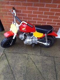 Monkeybike 50cc
