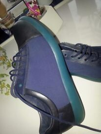 Camper Capsule Blue Men's trainers/shoes - Like NEW