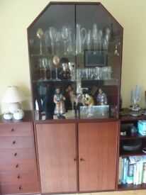 IKEA display cabinet unit