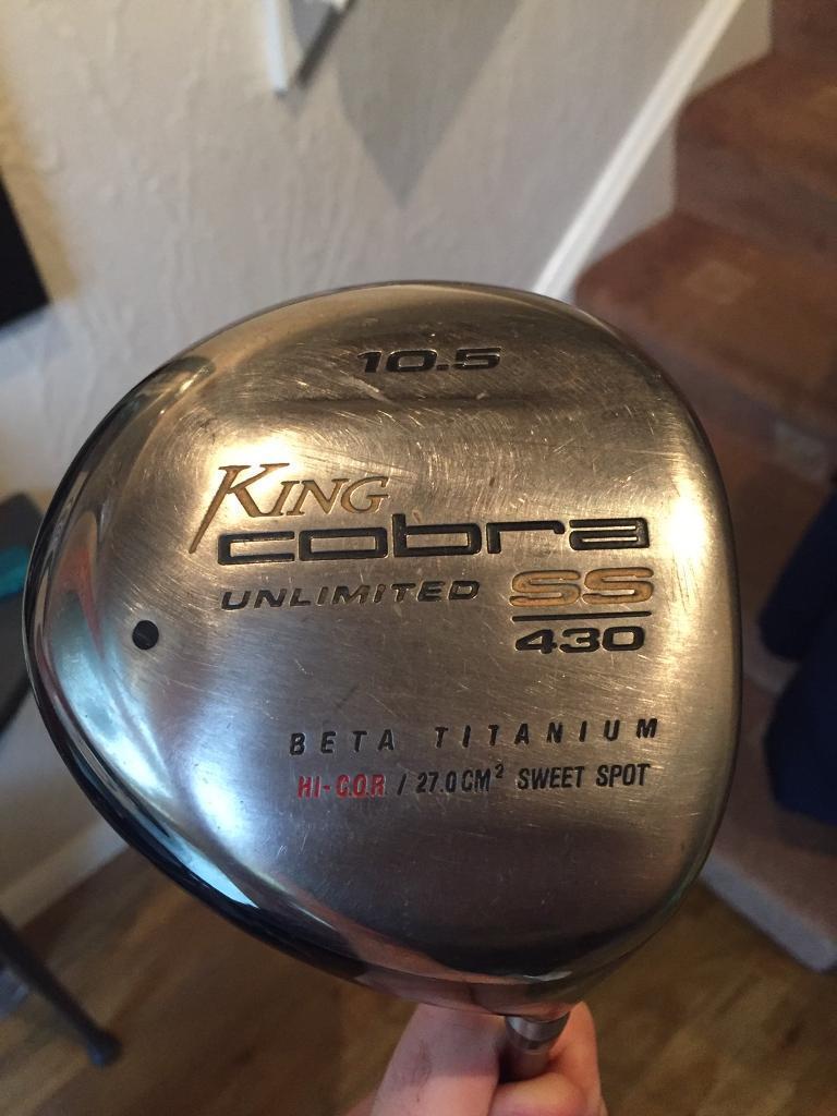 King Cobra Unlimited SS430 Driver