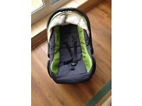 Baby car seat only £8