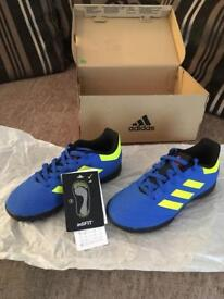 Child size 11 Adidas AstroTurf Trainers